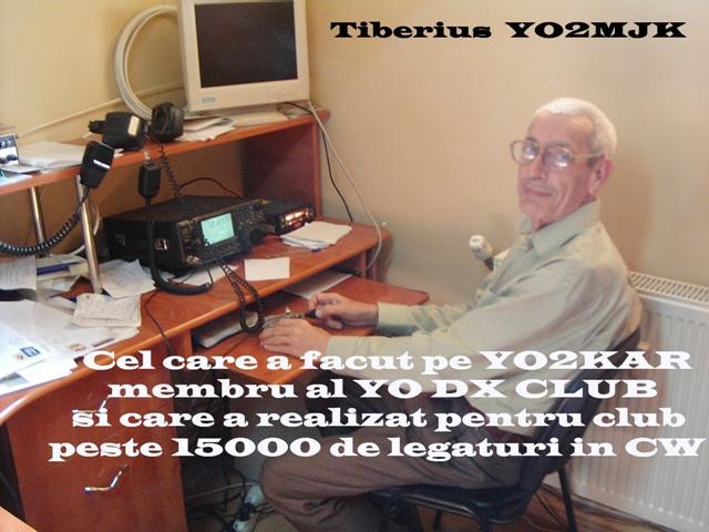 YO2MJK - Tiberiu