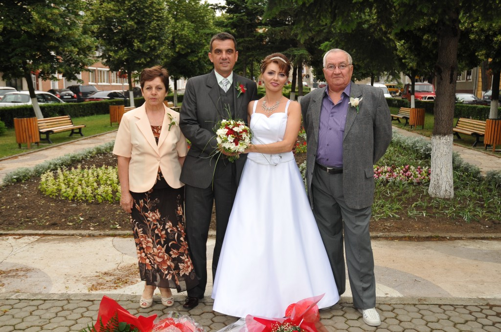 La casatoria fiului Marius YO2cwr